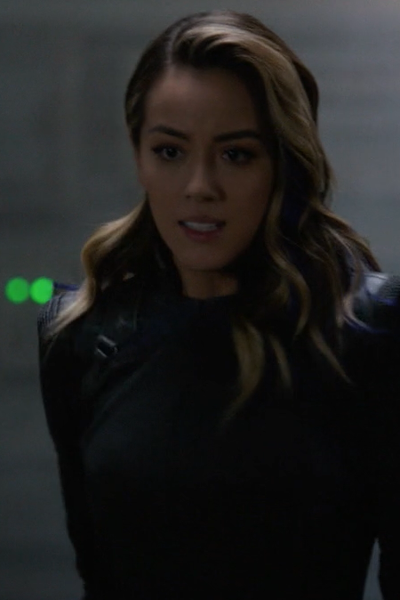 Daisy Johnson (Simulation)