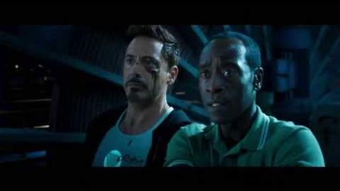 Iron Man 3 Avance tecnológico -- Latinoamérica
