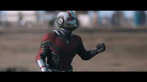 Marvel Studios' Ant-Man and The Wasp Flock TV Spot