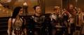 Sif y los Tres Guerreros antes de la coronación de Thor