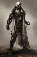 Thor The Dark World 2013 concept art 37