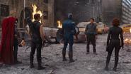 Vengadores se reúnen en NY