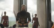 Rogers en Wakanda