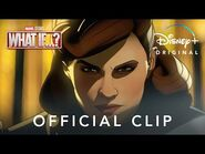 """""""Are You Seeing This?"""" Official Clip - Marvel Studios' What If…? - Disney+"""