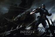 Infinity Saga Captain America promo