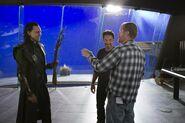 Loki Tony and Wedon Behnd the Scenes