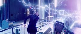 Potts huye de la electricidad