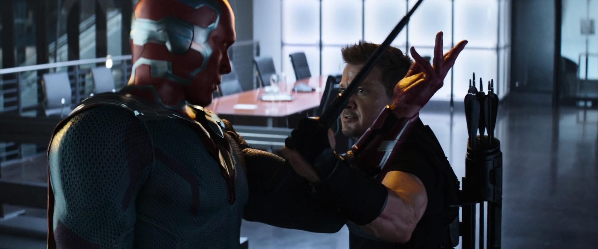 Hawkeye's Baton