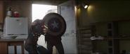 Cap shields Bucky
