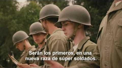 Capitán América El Primer Vengador - Trailer Subtitulado Español - HD