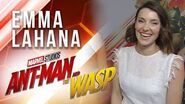 Emma Lahana Live at Marvel Studios' Ant-Man and The Wasp Premiere