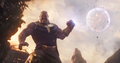 Thanos destruye un mundo