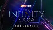 Infinity Saga Collection Disney+ Cover
