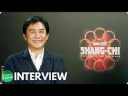 SHANG-CHI AND THE LEGEND OF THE TEN RINGS - Tony Chiu-Wai Leung Official Interview