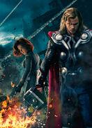 Thor-Black Widow