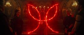 Kaecilius se contacta con la Dimensión Oscura
