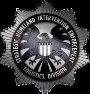 Logo SHIELD - Variante