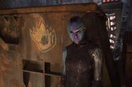 Nebula antes de ir al Planeta de Ego