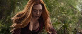 Wanda llega con Visión