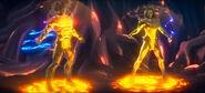 Erik Killmonger and Gamora-Protection Spell1