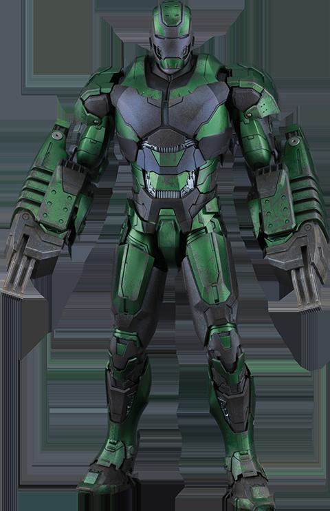Armadura de Iron Man: Mark XXVI