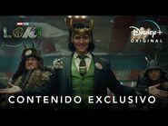 Loki - Marvel Studios - Clip Exclusivo I Disney+