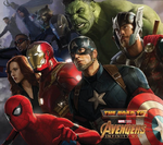 The Road to Avengers Infinity War - The Art of the Marvel Cinematic Universe Vol. 2