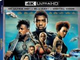 Black Panther (film)/Home Video