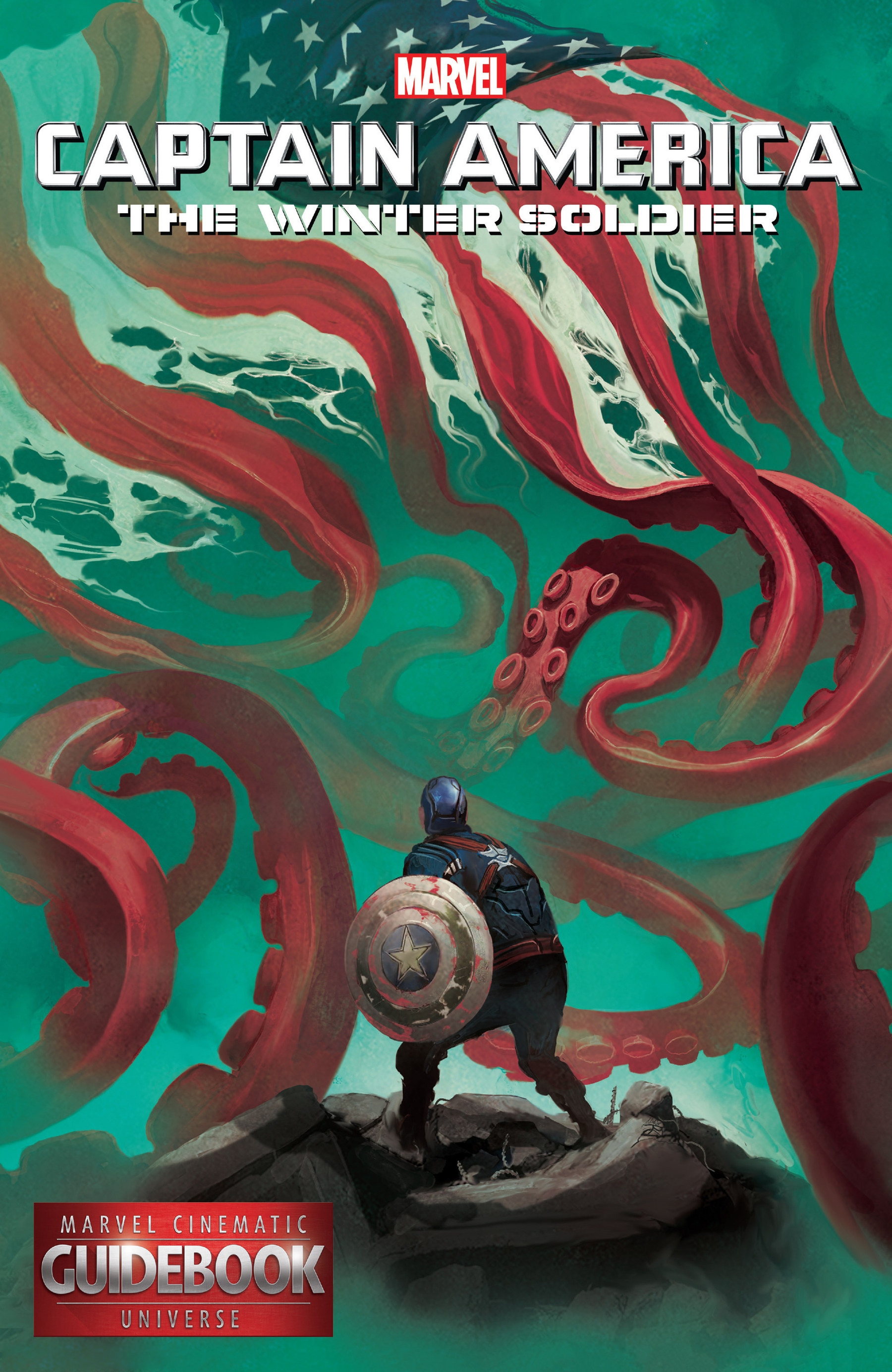 Guidebook to the Marvel Cinematic Universe - Captain America: The Winter Soldier