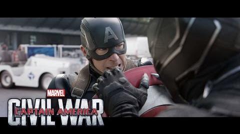 10 Day Countdown - Marvel's Captain America Civil War