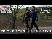 Falcon y el Soldado del Invierno - Marvel Studios - Vistazo Doblado I Disney+