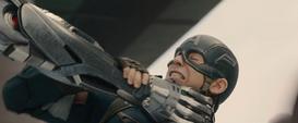 Cap VS Ultron