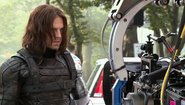 Captain America The Winter Soldier Behind the scenes-7