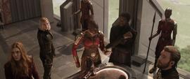 Vengadores en Wakanda
