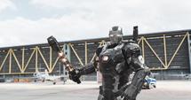 Máquina de Guerra lucha contra el Cap