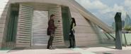 Quill, the Orb & Gamora (Xandar)