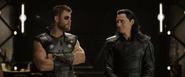 Thor y Loki - Escena Post-Créditos Thor Ragnarok