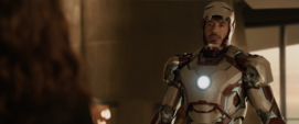 Iron Man se reencuentra con Maya