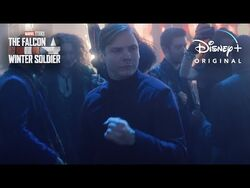 ONE HOUR DANCING ZEMO - Marvel Studios' The Falcon and The Winter Soldier - Disney+