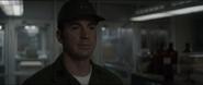 Rogers en el laboratorio de Pym