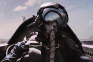Faceless Pilot