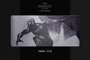Infinity Saga Black Panther merch
