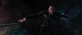 Loki se suelta de Thor