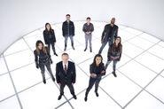 Agents of S.H.I.E.L.D. - The Final Season - Team Promo pic 1
