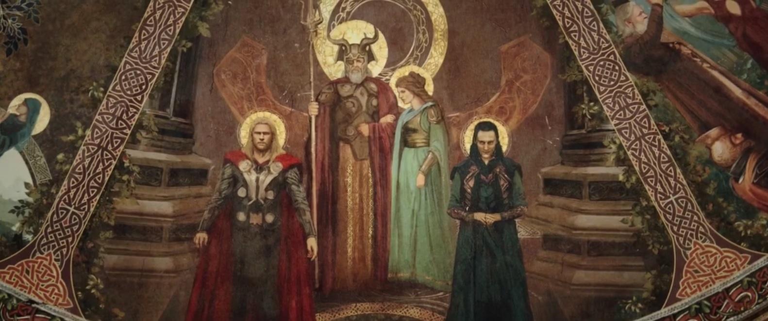 Королевская семья Асгарда