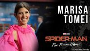 Raising Spider-Man with Marisa Tomei LIVE from the Spider-Man Far From Home red carpet