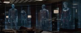Reunión holográfica de los Vengadores - Captura 1