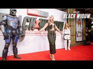 World Premiere Fan Event - Marvel Studios' Black Widow