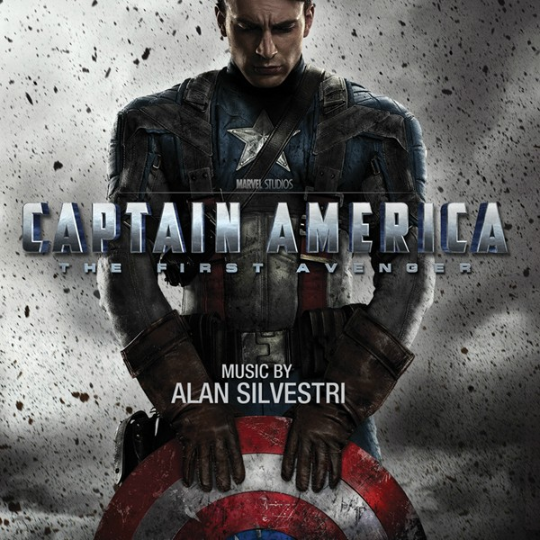 Captain America: The First Avenger (soundtrack)