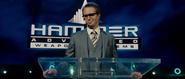 Hammer en la Stark Expo